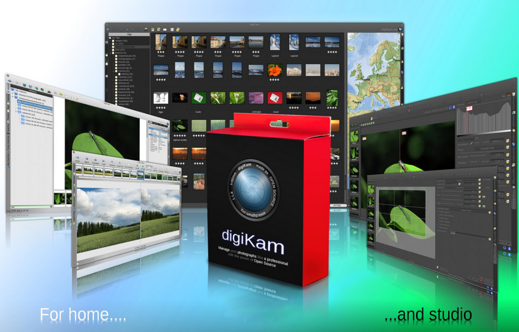 digiKam Pack