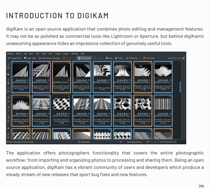 digiKam Recipes Reader